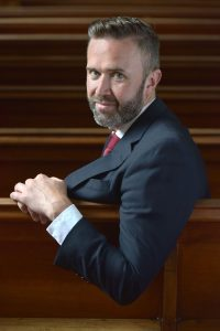 Pianist Gavin Roberts
