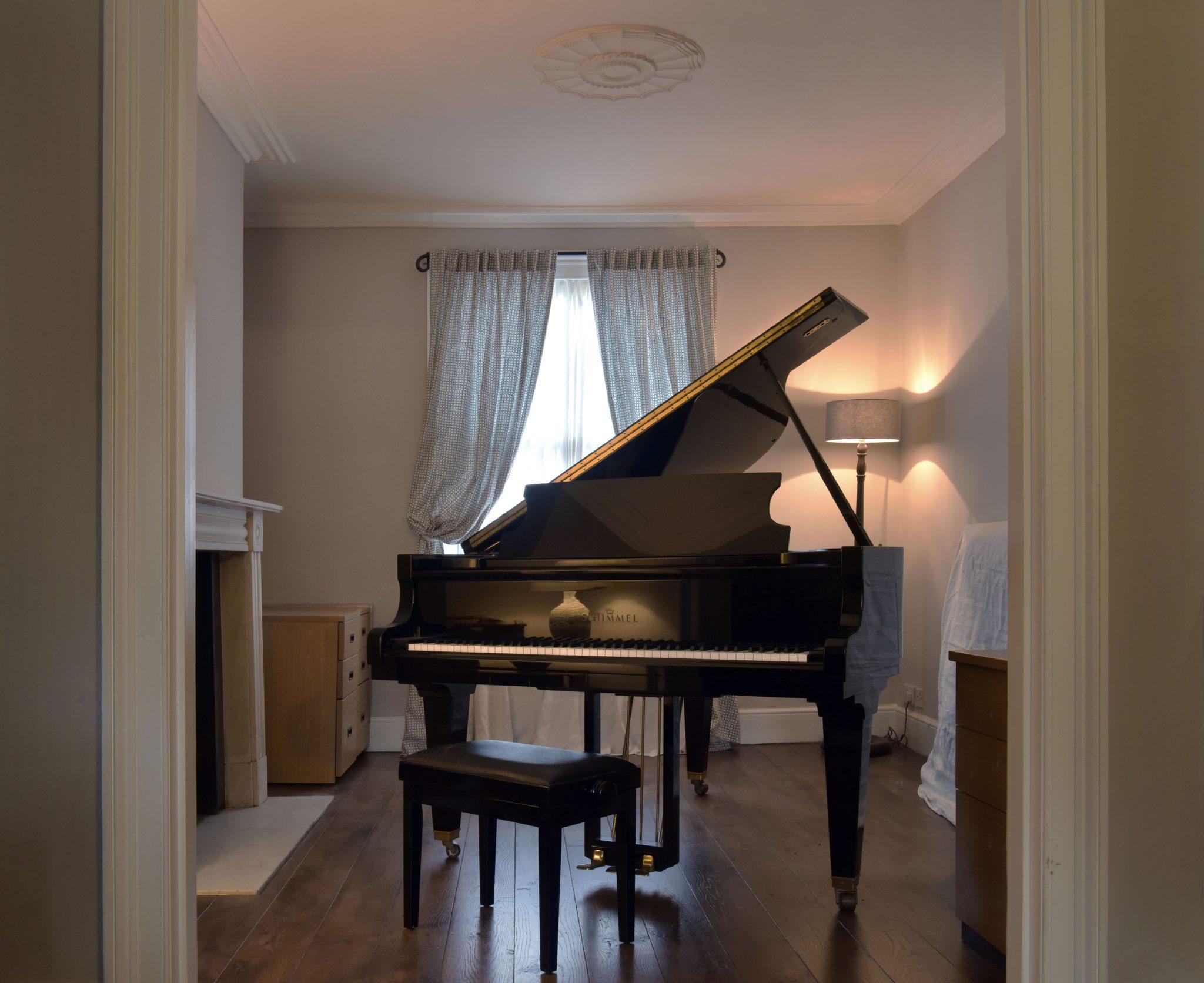 Piano at Lambourn Road